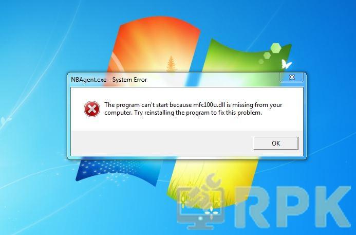 Не работает Windows